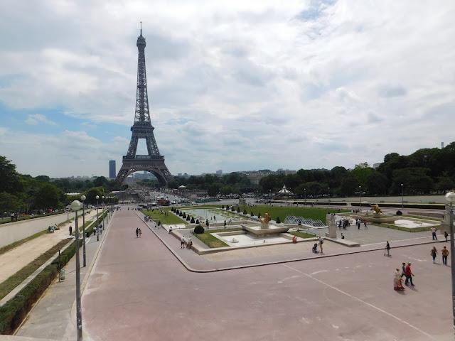 Jak wygląda Paryż?