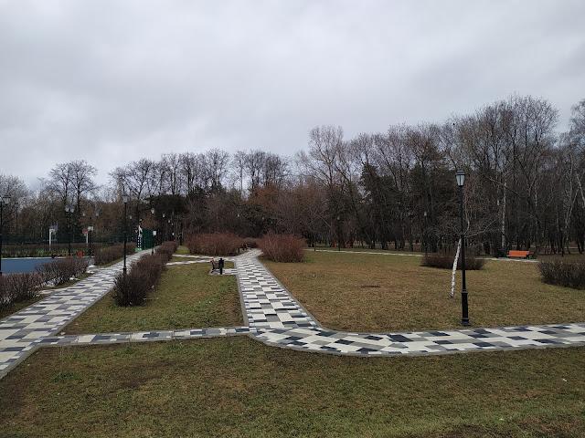 детский черкизовский парк