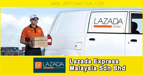 Jawatan Kosong di Lazada Express Malaysia Sdn Bhd