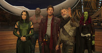 Pom Klementieff, Chris Pratt, Kurt Russell and Zoe Saldana in Guardians of the Galaxy Vol. 2 (60)