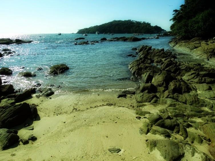 Praia da Lagoinha, Bombinhas
