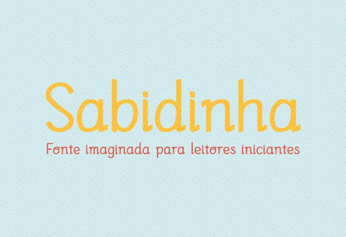 Sabidinha: Minha primeira fonte de texto | Amavelmente Irônica
