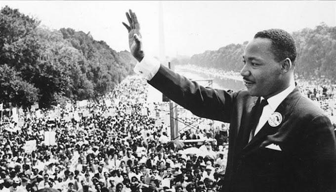 O direito e a teimosia de sonhar: janeiro celebra a memória de Martin-Luther King