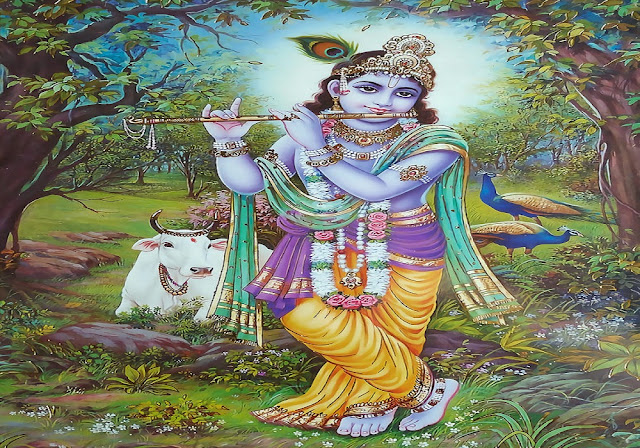 Facing Problems Quotes by Krishna