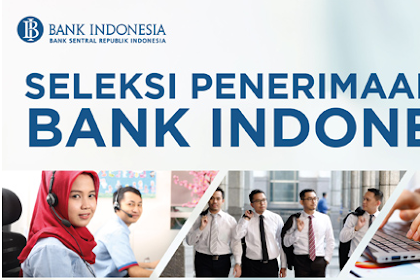 Karir Bank Indonesia - PPM Rekrutmen