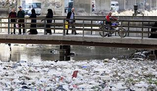 وزارة البيئة المصرية تناقش مساعدات إدارة التلوث مع البنك الدولي