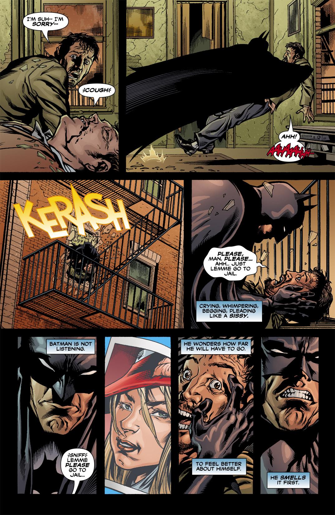 Detective Comics (1937) 801 Page 19