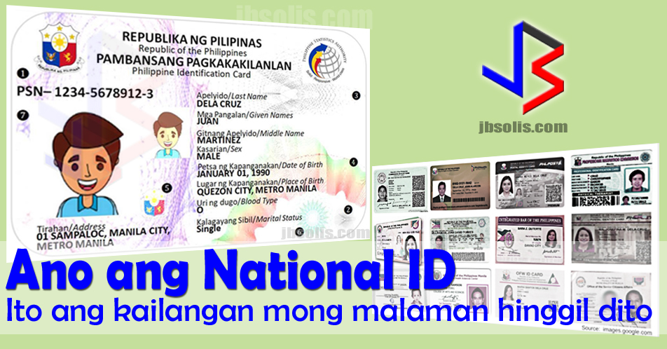 "One of the campaign promises of Philippine President Rodrigo Duterte was the establishment of a National ID System. It is one of the measures to be adopted by the government to unify and modernize the services for the Filipino people. These include the distribution of government grants and subsidy, the elimination of red tape, and the improved security of identity-related transactions like opening a bank account or getting police or NBI clearance.   Today, the National ID System Law has been signed by the President, and here are the important things that you should know.  Filipinos will soon get national IDs after President Rodrigo Duterte signed into law the Philippine Identification System Act on Monday, August 6. This creates a unified and streamlined national identification system as opposed to the decades long practice of having several ID's, more than 30 in fact, for various government and private entities like the SSS, GSIS, COMELEC and others.    Presidential Spokesman Harry Roque said ""A Filipino will no longer have to present multiple identification cards simply to prove his identity.""    How does it work?  1. A physical national ID or PhilID will be issued to each individual who registers with the system. Every Filipinos and Resident Aliens will have to register.  2. Registeration for the ID will be free of charge. Filipinos living abroad may sign up for their national ID with the embassy or consular office where they are located.  3. Each person will also get a randomly generated, unique, and permanent ID number or Common Reference Number (CRN). The assigned number will be automatically recognized by government systems.  4. Personal data to be collected for the national ID will be include name, sex, date of birth, place of birth, and address. Biometrics information will also be collected, including facial image, full set of fingerprints, iris scan, and other identifiable features that are necessary.  5. A mobile number and email address will be optional.  What should we expect?  1. All other redundant ID's like the UMID will be phased out later.  2. The initial stage of implementation will be handled by the Philippine Statistics Authority, but will later be turned over to the the Department of Information and Communications Technology (DICT).  3. The PhilID or number can be used when dealing with national government agencies, local government units, government-owned and controlled corporations, government financial institutions, and the private sector.  4. Under the law, a record history will track each transaction made under each ID number.  5. The Data Privacy Act would protect those registered from any violation of their right to privacy.  The Philippine government alloted P2 billion for the initial implementation of the program. The Philippines is currently one of only 9 countries in the world without a national ID system, but that is about to change soon.   This post is filed under: national ID, Duterte, Philippine economy, National ID System, registration, National ID print, national ID sapmple, SONA 2018, government grants, how to register"