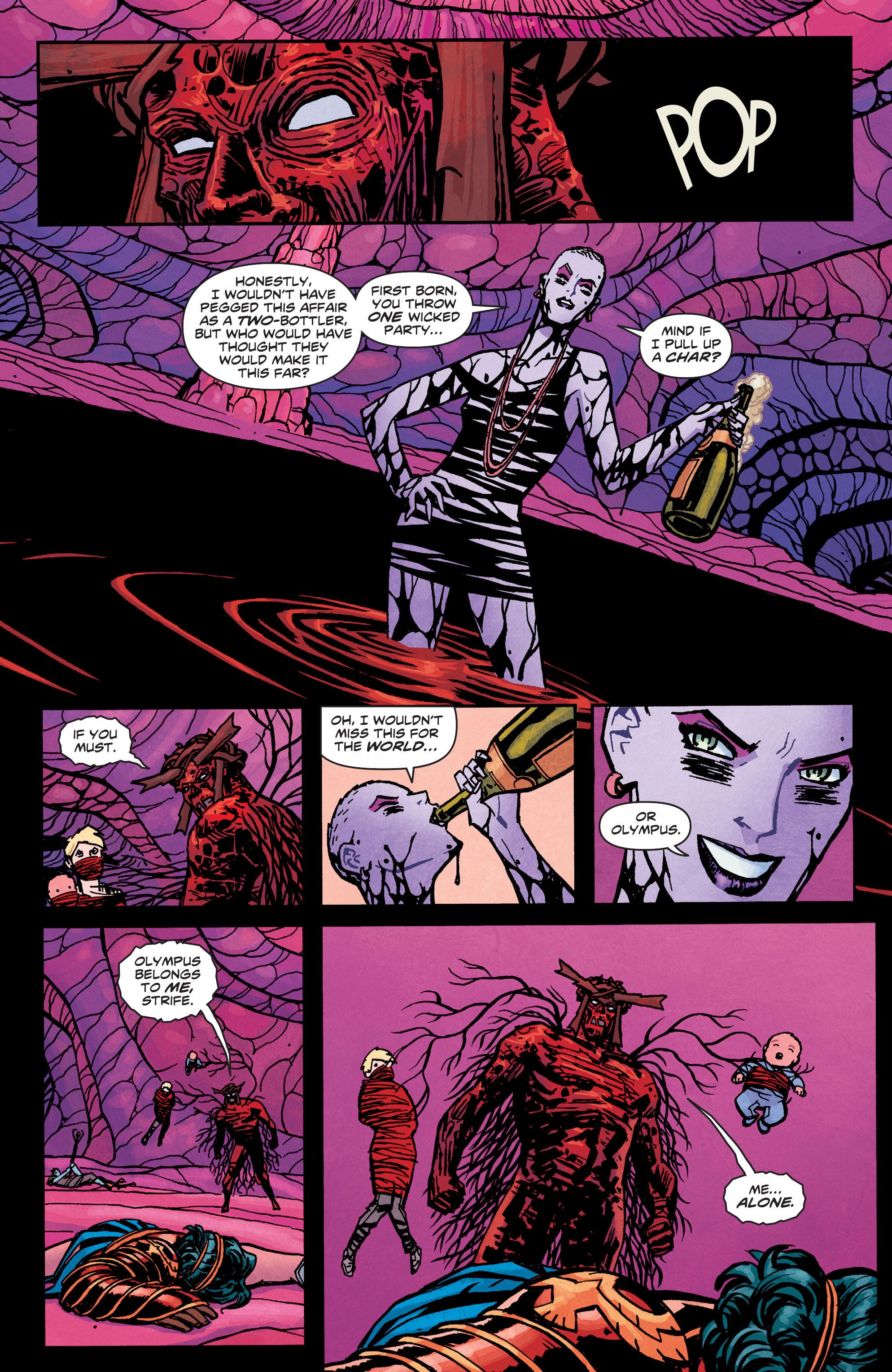 Read online Wonder Woman (2011) comic -  Issue #35 - 8