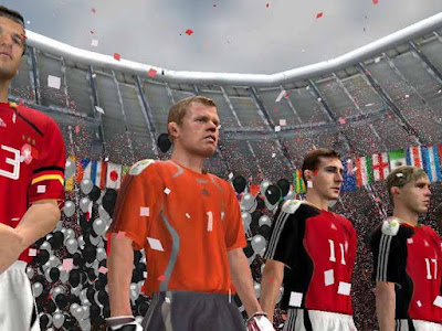 FIFA Football 2006 PC Game Free Download