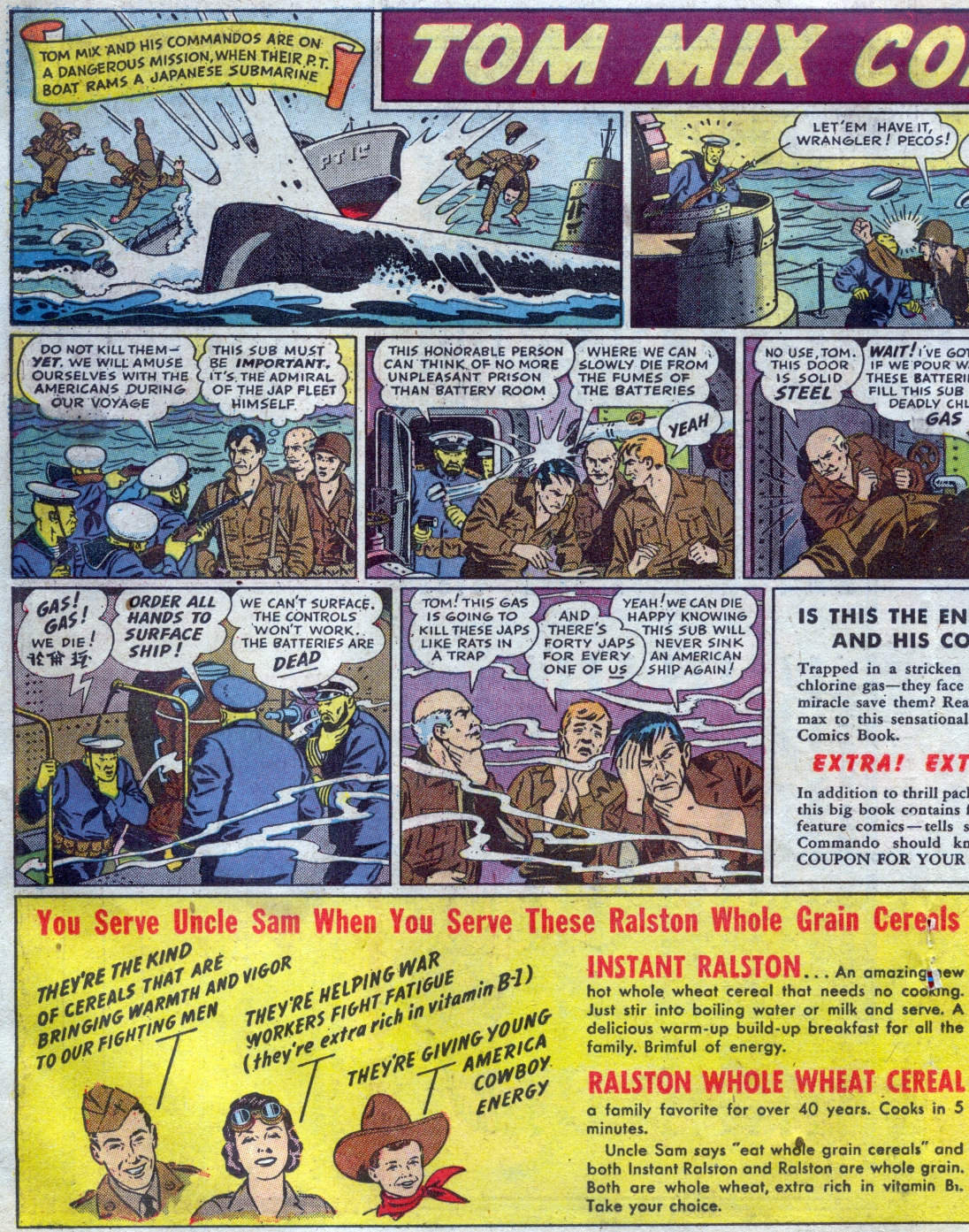 Read online All-American Comics (1939) comic -  Issue #45 - 35