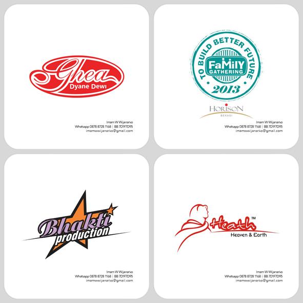80 Contoh Desain Logo Kreatif Untuk Inspirasi Desain