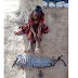 Strong Civilians Prevents Female Suicide Bomber From Blowing up a Mosque in Yobe ( Photo )
