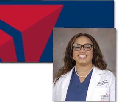 Delta Airlines receive backlash for the discrimination against female black Doctor