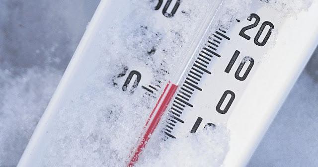 Δείτε σε ποια περιοχή της Ελλάδας το θερμόμετρο σήμερα έγραψε -3!!!