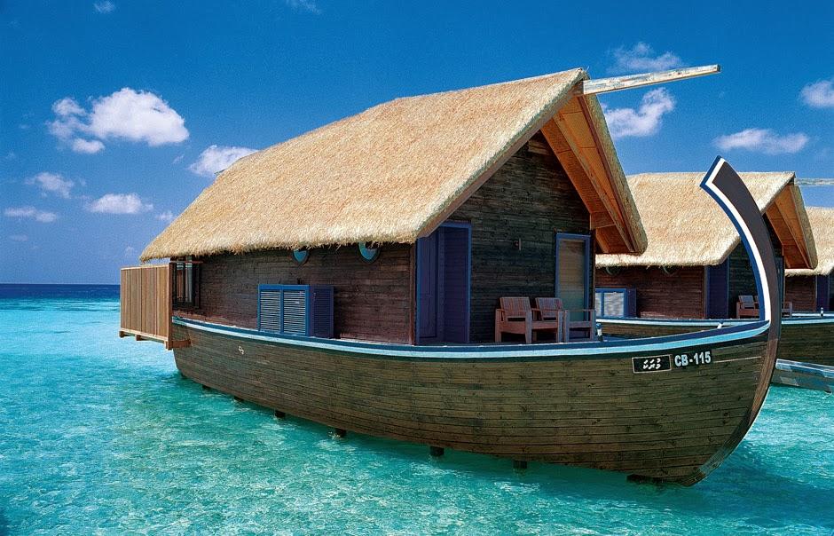 South Male Atoll Makunufushi (Maldives) - Cocoa Island by COMO 5*