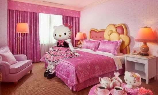 Gambar Desain R Hello Kitty