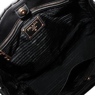 f12ac3eaaa7f I Want Bags backup: Prada BN1902 Tessuto Nylon Top Handle Bag- Black