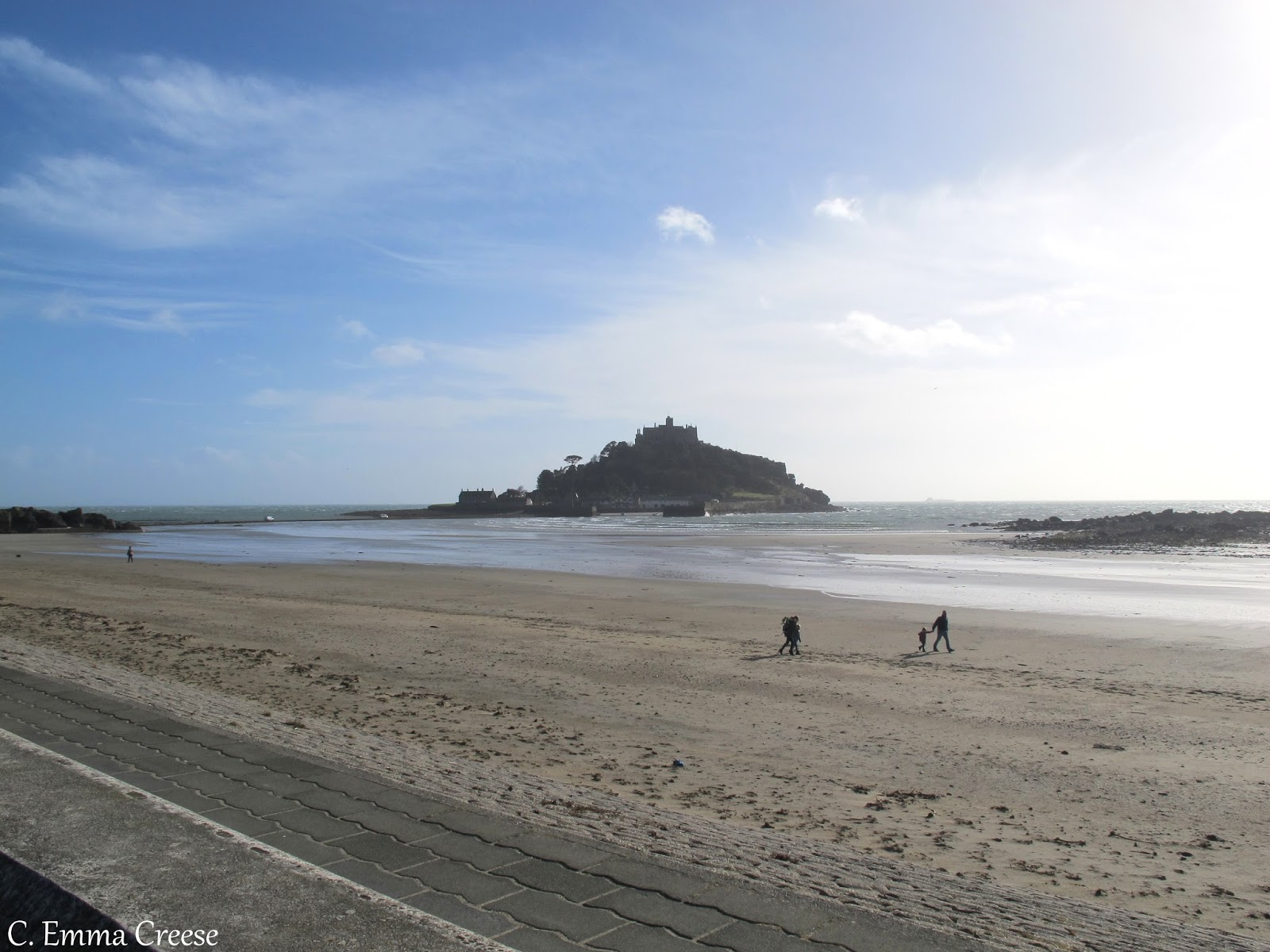 What to do in Cornwall Roadtrip St Michael's Mount Marazion Adventures of a London Kiwi