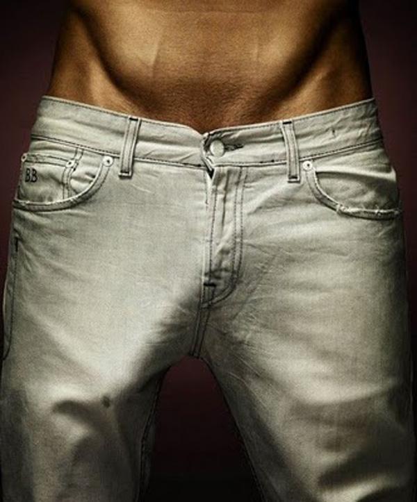 Pau marcado no jeans 4