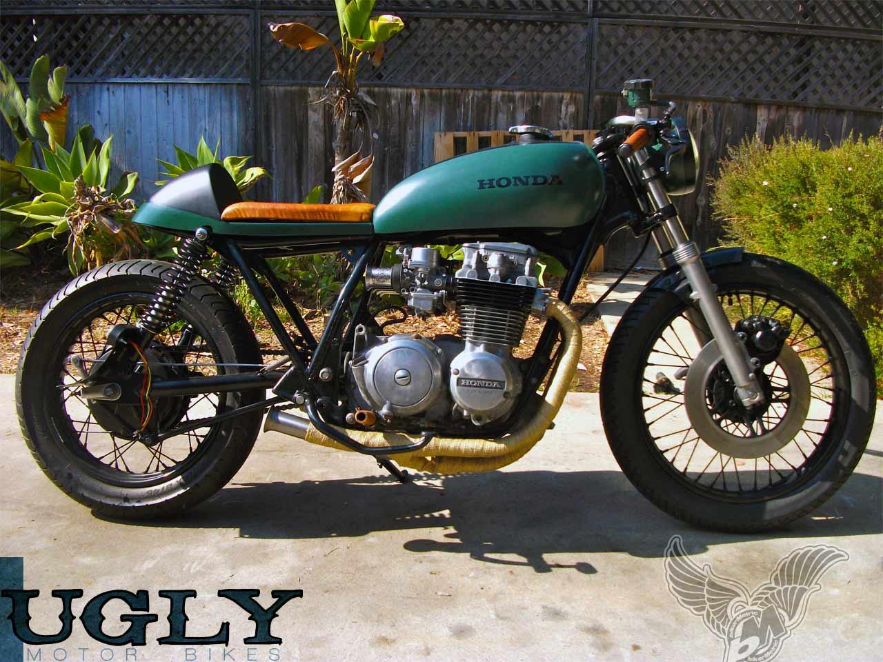 Bob Brady Honda >> honda cb650 cafe racer | ugly motor bikes - bikerMetric