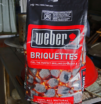 Mad Meat Genius Weber Briquettes