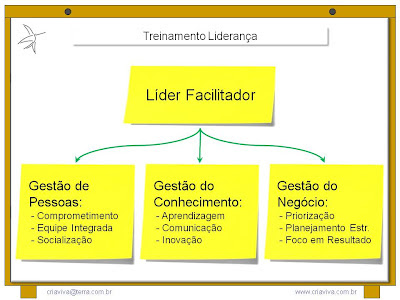 Curso Desenvolvimento Liderança - Metodologia IDM Innovation Decision Mapping