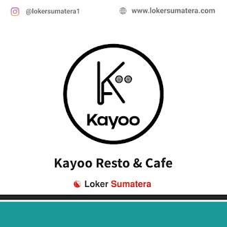Lowongan Kerja Bandar Lampung, Kayoo Resto & Cafe Juni 2021