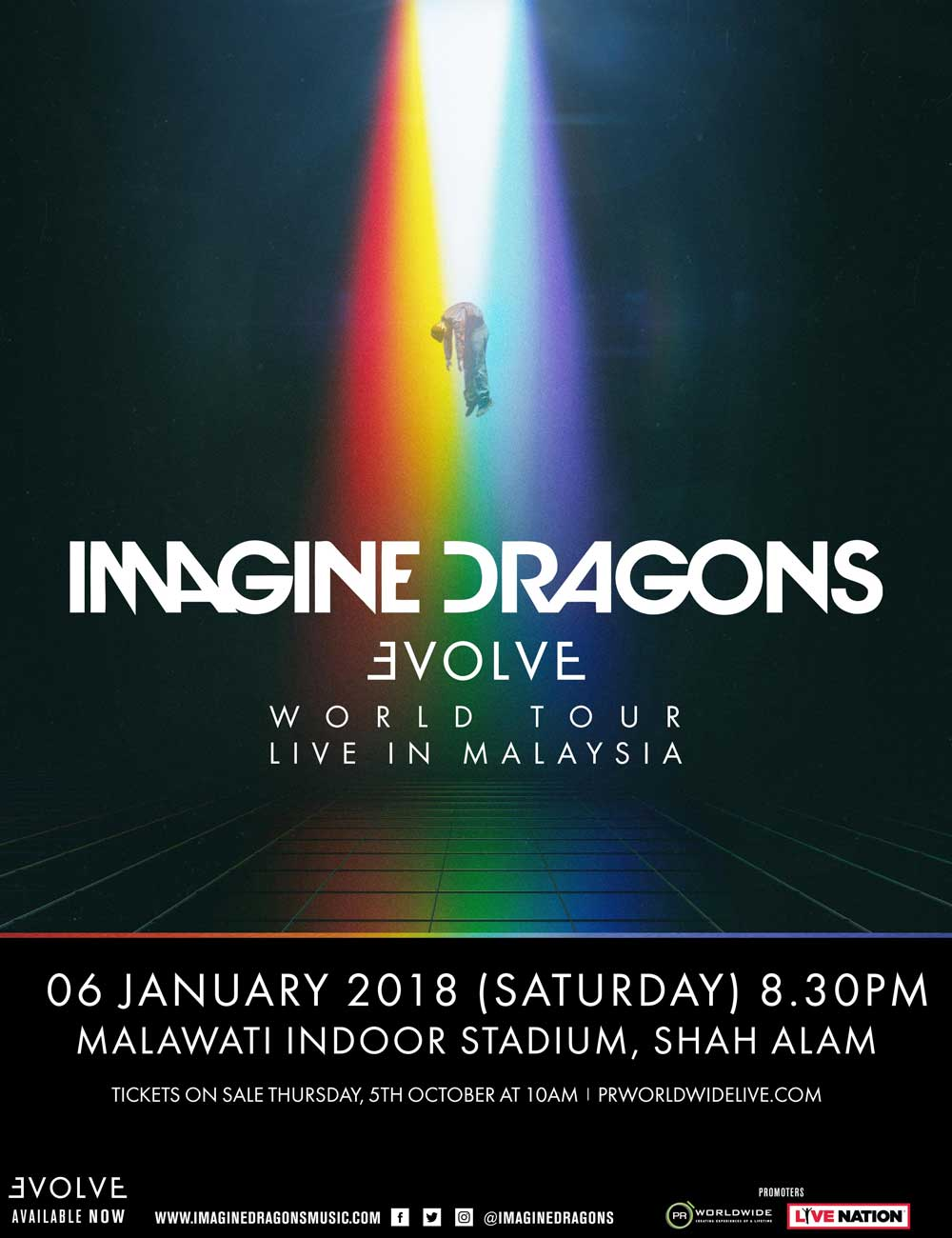 Imagine Dragons To Debut Concert In Malaysia Next Year Thehive