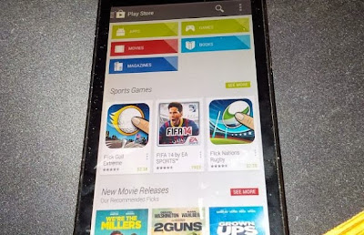 El tiempo de ejecución de aplicaciones Android en los dispositivos con BlackBerry 10 le permite hacer cosas extraordinarias. Usted, literalmente, puede ejecutar cualquier aplicación de Android dentro de los límites seguros de el sistema operativo BlackBerry 10. Sin embargo, BlackBerry ha puesto ciertas limitaciones para restringir a algunos elementos de Android ejecutarse. Sin embargo, hay un nuevo rumor de que la tienda Google Play pronto llegará a dispositivos BlackBerry 10 a través de la actualización de OS 10.2.1. Ha habido un montón de rumores últimamente, y ahora han aparecido fotos que supuestamente demuestran la tienda Google Play oficialmente ejecutándose en