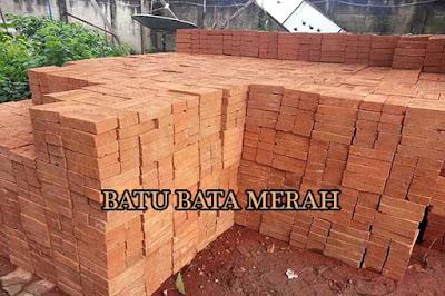 HARGA BATA JAKARTA, HARGA BATU BATA JAKARTA, HARGA BATU BATA MERAH JAKARTA, HARGA BATU BATA MERAH JAKARTA PER BIJI 2017