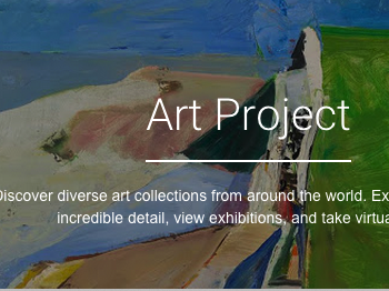 A Wonderful Platform to Help Students Explore World Cultures and Arts