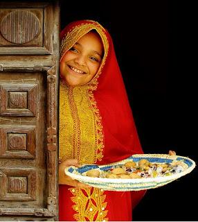 Qarqī'ān šventė per ramadaną