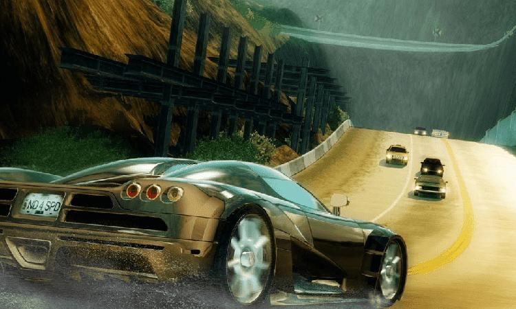 تحميل لعبة Need For Speed Undercover بحجم صغير