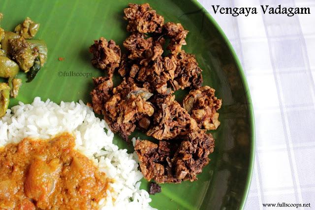 Vengaya Vadagam