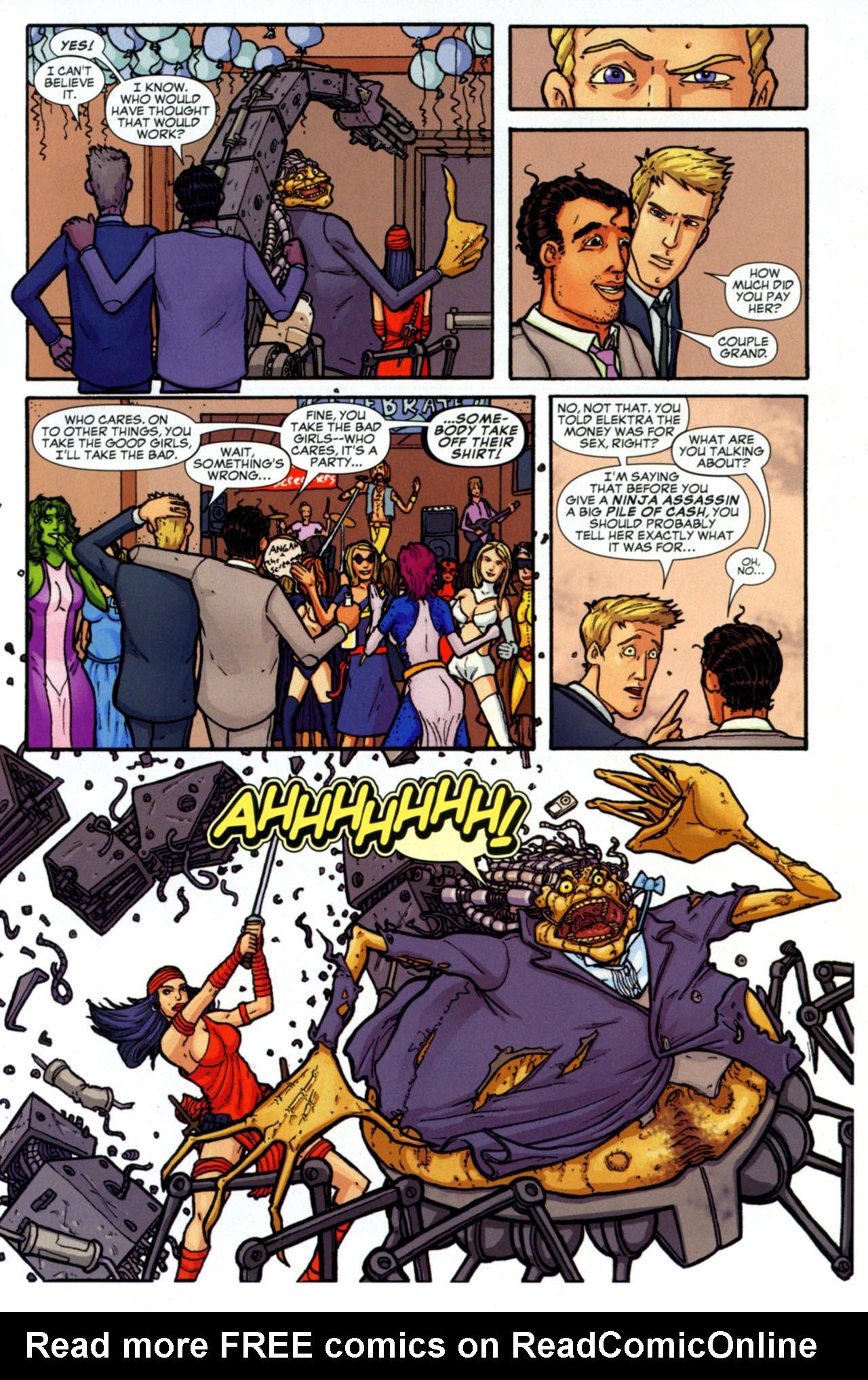 Read online Astonishing Tales (2009) comic -  Issue #4 - 32