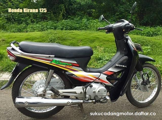Daftar Harga Onderdil Honda Kirana 125