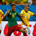 Cameroon to face Brazil in international friendly next month