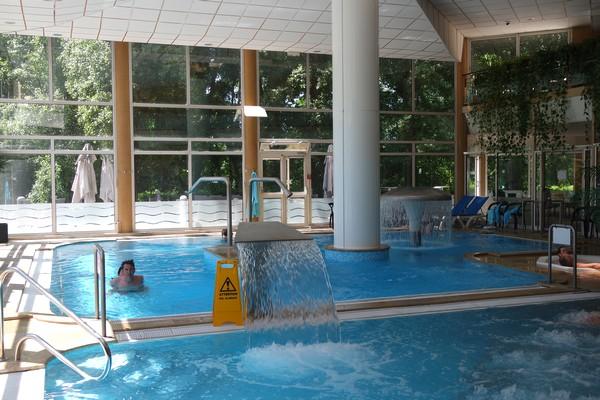 savoie aix-les-bains spa logis hôtel adelphia brunch