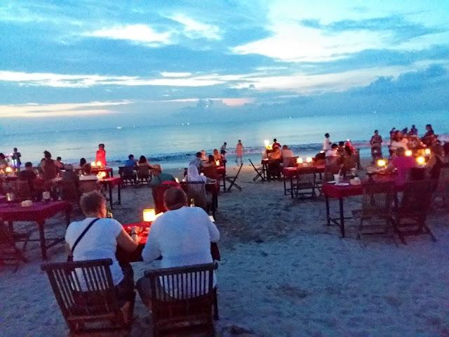 где поесть морепродуктов на бали