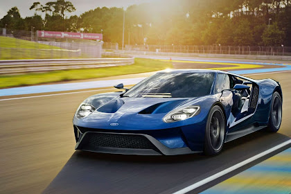Ford GT Specification