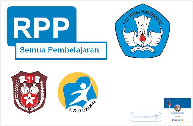 RPP SD  Kelas 1 Semua Pembelajaran Kurikulum 2013 Edisi Revisi