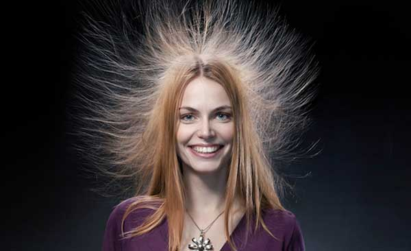 Электростатическое электричество и здоровье: проводи, рассеивай и заземляй.