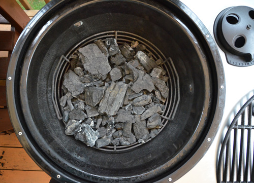 Nibble Me This: Product Review: Char-Broil Kamander (after 2