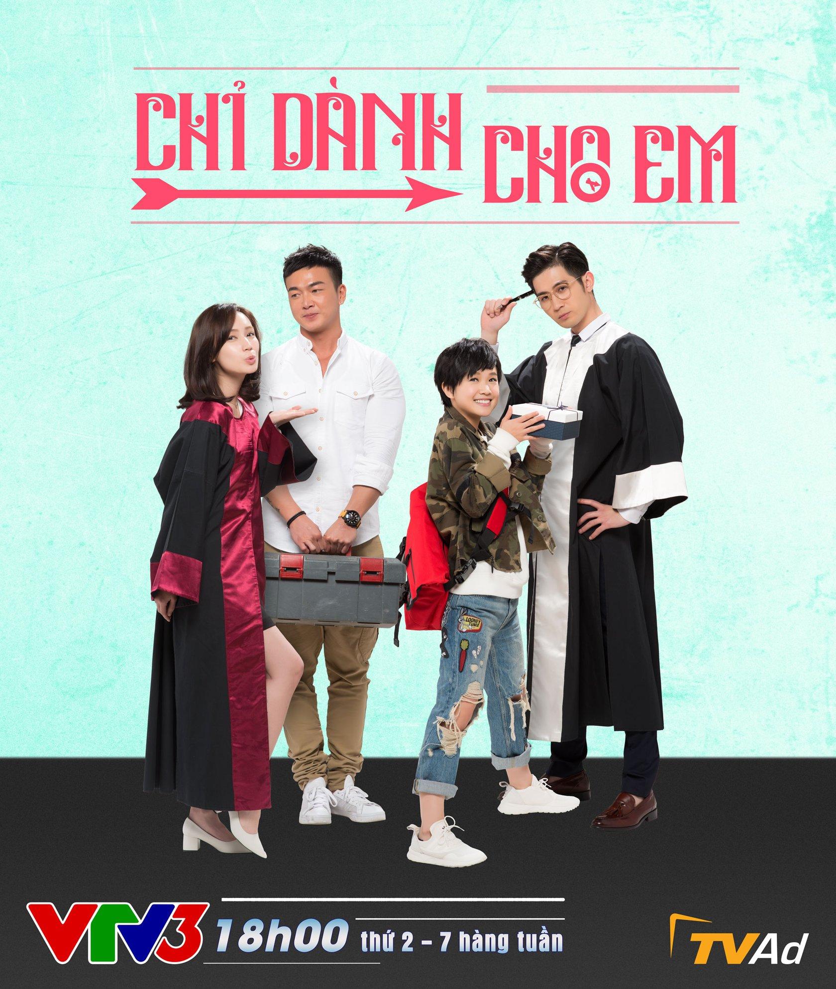 Chỉ Dành Cho Em - VTV3 (2020)