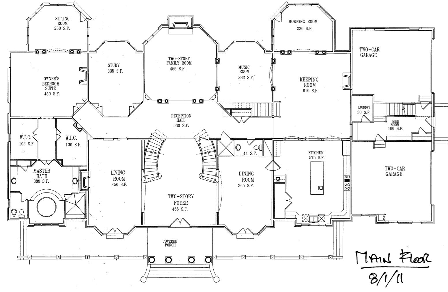 Eileen S Home Design A Grand Estate In Great Falls Va