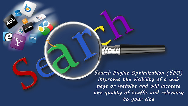 Search Engine Optimization - Edem Boni