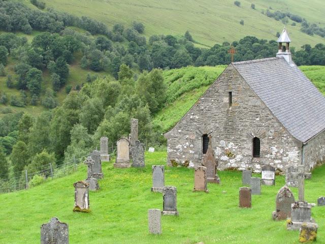 Cille Choirille Scotland