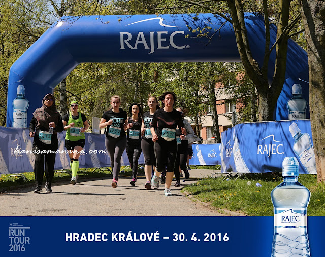 Run Tour Czech 2016 - Hradec Kralove, Czech