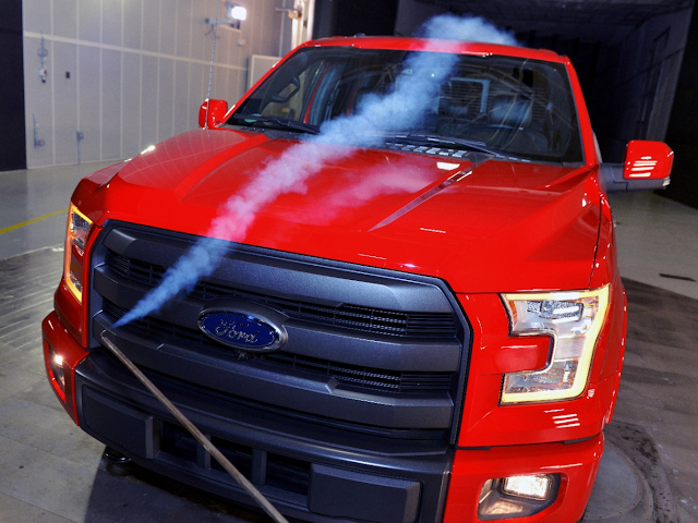 Ford Is Investing In a Big Wind Tunnel Complex for Fuel Economy